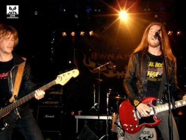 BONAFIDE, du très bon hard-rock à la AC/DC!