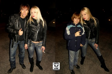 Avant de rejoindre Toulouse, Jimmy & Titi avec Ida...