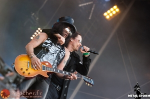 Slash & Miles Kennedy, duo gagnant !