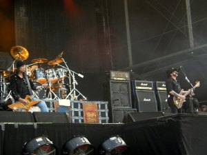 Motörhead, la puissance du rock'n roll !