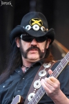 Lemmy, imperturbable !