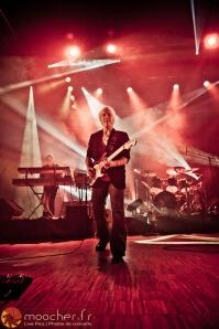 Daniel Cavanagh, à la guitare planante ( Pict : Moocher )