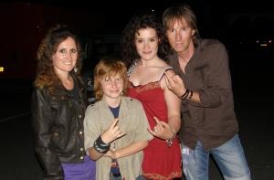 Yngrid & Agar family