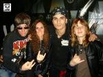 Les artistes influencés par Kiss sont légion sur le site: Francky de Dagoba.