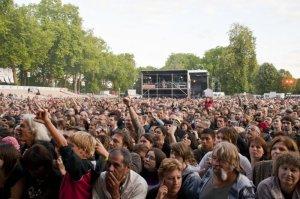 Vue du  public ...  (c) Photos de Seine-et-Marne
