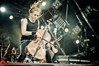 APOCALYPTICA : Le bal des violoncelles.