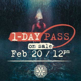 HALLFEST 2019 1 DAY PASS