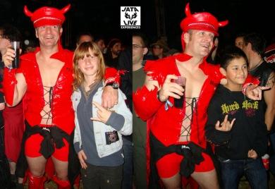 Jimmy a retrouvé son ami parisien J.C ... Lesquels s'amusent avec un étrange diablotin...
