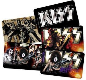 Les cartes de crédit KISS!