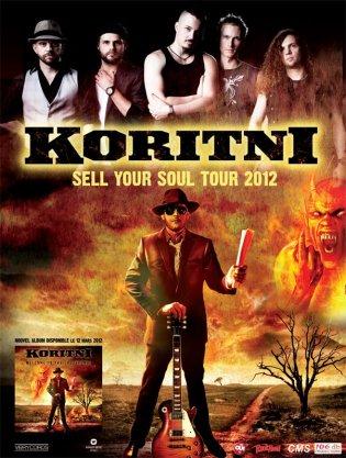KORITNI live le lundi 11 juin avec JATA et la MAIRIE DE TOULOUSE à la salle Ernest Renan