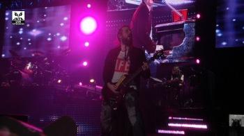 Ron « Bumblefoot » Thal, un des trois guitaristes du new Guns...