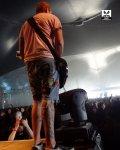 BENIGHTED + AMBIANCE DU CONCERT -HELLFEST 2012 VENDREDI 15 JUIN  - (8)
