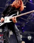 LIZZY BORDEN + AMBIANCE DU CONCERT & AFTER SHOW -HELLFEST 2012 VENDREDI 15 JUIN  - (16)