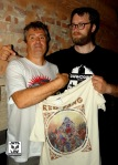RED FANG  after the show in Toulouse, La dynamo 18 juillet 2012 (4)