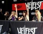 STEEL PANTHER - HELLFEST 2012 SAMEDI 16 JUIN  - (10)
