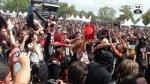 STEEL PANTHER - HELLFEST 2012 SAMEDI 16 JUIN  - (38)