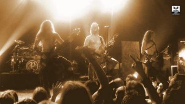 Ensiferum va ravir ses fans...