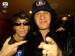 GENE SIMMONS & TITI - November 3rd 2012 -