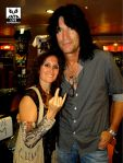 TOMMY THAYER & SYLVIE - November 3rd 2012 -