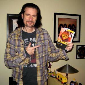 bruce kulick en californie et le livre kissmania kiss par un fan de canon ball 2013