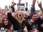 HELLFEST 2012 VENDREDI 21 JUIN – AMBIANCE + JATA TEAM & FRIENDS – (58)