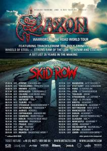 SaxonSkidRow