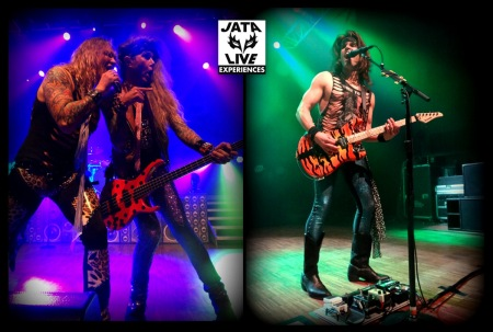STEEL PANTHER Toulouse by JATA