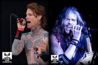 HELLFEST 2014 AEROSMITH + BUCKCHERRY