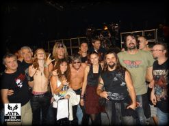 ACCEPT after show in Toulouse, Le Bikini 15.10.2014 (3)