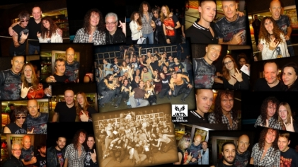 MONTAGE AFTER SHOW ACCEPT TOULOUSE 2014