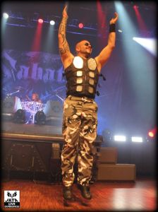 SABATON Toulouse 11.12.2014 Photos JATA (11)