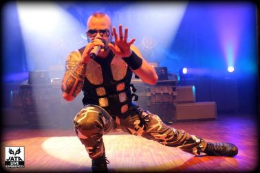 SABATON Toulouse 11.12.2014 Photos JATA (12)