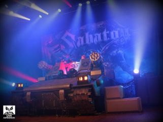 SABATON Toulouse 11.12.2014 Photos JATA (14)