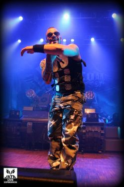SABATON Toulouse 11.12.2014 Photos JATA (19)