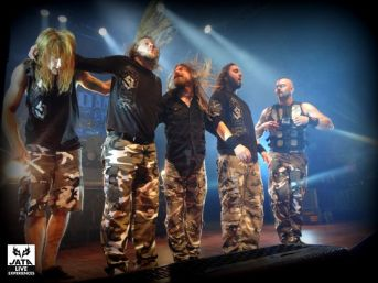 SABATON Toulouse 11.12.2014 Photos JATA (36)