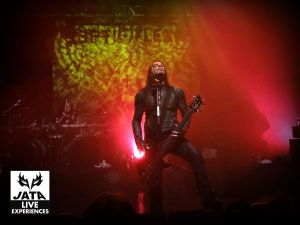 SEPTICFLESH Toulouse Le Metronum 30.3.2015 - Photos JATA - (6)