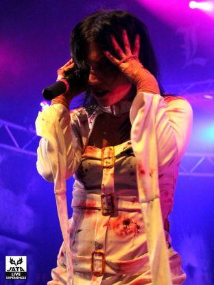 LACUNA COIL Toulouse Metronum 28.11.2017 Photos JATA LIVE EXPERIENCES (15)